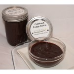Decadent Callebaut Chocolate Fudge Sauce